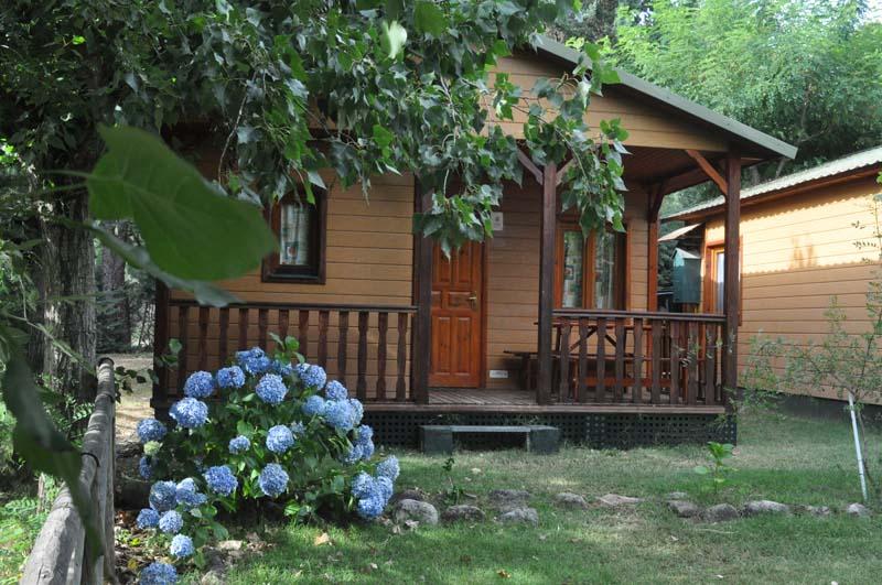 Exterior Eurobungalow | Camping Jaranda