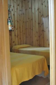 Habitación doble con camas individuales Eurobungalow