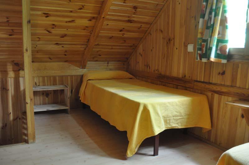 Habitación Euro Bungalow con Buhardilla | Camping Jaranda