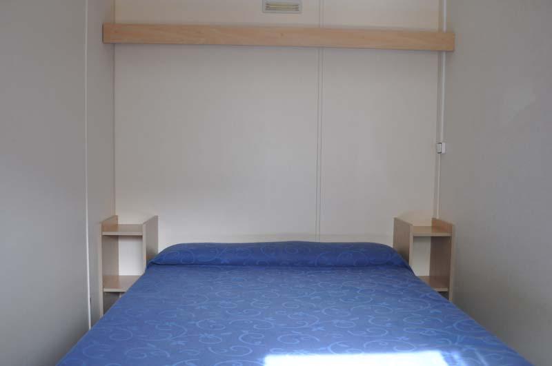 Habitación doble Mobilhome 2 dormitorios