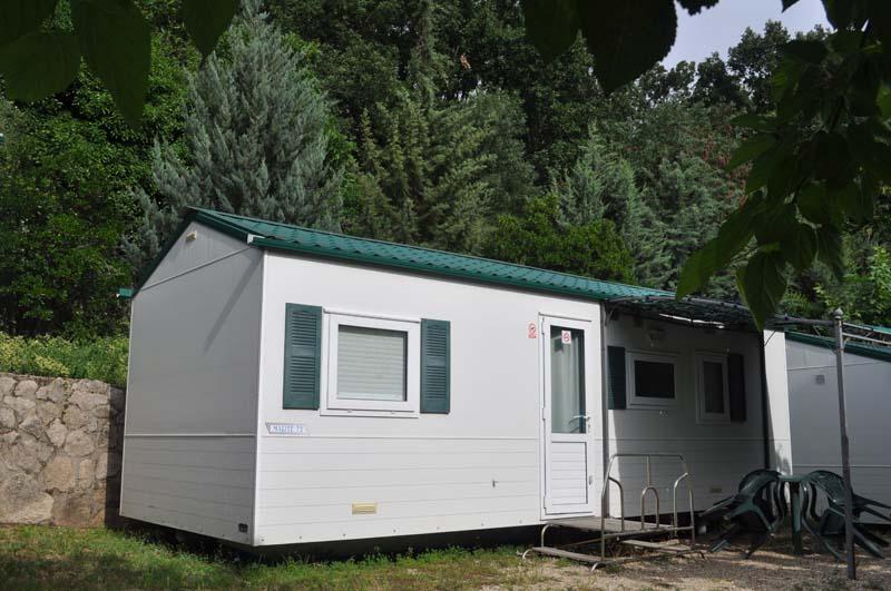 Exterior Mobilhome 2 dormitorios